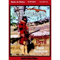 MOUNTAIN DEVIL, download, by David Thompson, (Wilderness Series, Book 9), Read by Rusty Nelson