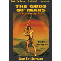 THE GODS OF MARS, download, by Edgar Rice Burroughs, (Mars Series, Book 2), Read by Gene Engene