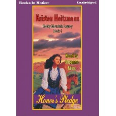 HONOR'S PLEDGE, by Kristen Heitzmann, (Honor's Series, Book 1), Read by Suzanne Niles