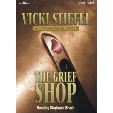 THE GRIEF SHOP, download, by Vicki Steifel, (Tally Whyte Series, Book 3), Read by Stephanie Brush