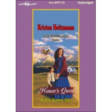 HONOR'S QUEST, by Kristen Heitzmann, (Honor's Series, Book 3), Read by Suzanne Niles