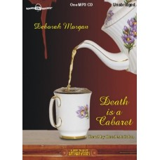 DEATH IS A CABARET, download, by Deborah Morgan, (Antique Lovers Series, Book 1), Read by Reed McColm