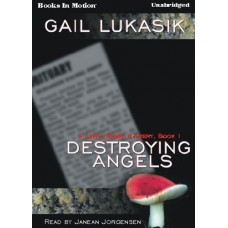 DESTROYING ANGELS, download, by Gail Lukasik, (Leigh Girard Series, Book 1), Read by Janean Jorgensen