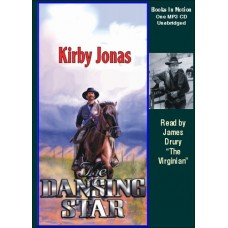 THE DANSING STAR, download, by Kirby Jonas, Read by James Drury