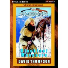 BLACKFOOT MASSACRE, by David Thompson, (Wilderness Series, Book 10), Read by Rusty Nelson