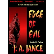 EDGE OF EVIL, download, by J.A. Jance Read by Kris Faulkner
