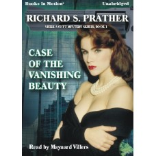 CASE OF THE VANISHING BEAUTY, by Richard S. Prather, (Shell Scott Series, Book 1), Read by Maynard Villers