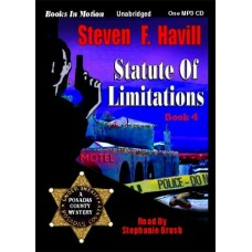 STATUTE OF LIMITATIONS, download, by Steven F. Havill, (Posadas County Mystery Series, Book 4), Read by Stephanie Brush