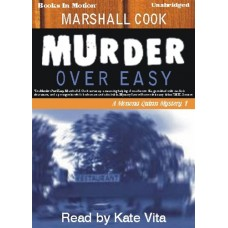 MURDER OVER EASY, download, by Marshall Cook, (Monona Quinn Series, Book 1), Read by Kate Vita