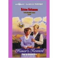 HONOR'S REWARD, by Kristen Heitzmann, (Honor's Series, Book 5), Read by Suzanne Niles