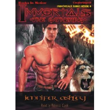 IMMORTALS: THE GATHERING, download, by Jennifer Ashley, (Immortals Series, Book 4), Read by Rebecca Cook
