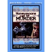 HONEYMOONS CAN BE MURDER, download, by Connie Shelton, (A Charlie Parker Mystery Series, Book 6), Read by Stephanie Brush