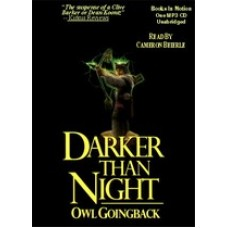 DARKER THAN NIGHT, download, by  Owl Goingback, Read by Cameron Beierle