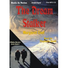 THE DREAM STALKER, by Margaret Coel, (Father O'Malley Mystery Series, Book 3), Read by Stephanie Brush