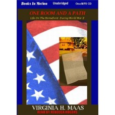 ONE ROOM AND A PATH, download, by Virginia H. Maas, Read by Rebecca Rogers