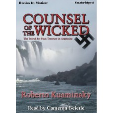 COUNSEL OF THE WICKED, download, by Roberto Kusminsky, Read by Cameron Beierle
