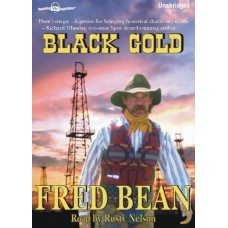 BLACK GOLD, download, by Fred Bean, Read by Rusty Nelson
