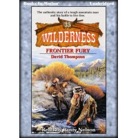 FRONTIER FURY, download, by David Thompson, (Wilderness Series, Book 35), Read by Rusty Nelson