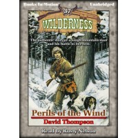 PERILS OF THE WIND, download, by David Thompson, (Wilderness Series, Book 37), Read by Rusty Nelson