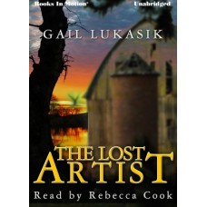 THE LOST ARTIST, download, by Gail Lukasik, Read by Rebecca Cook