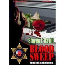 BLOOD SWEEP, download, by Steven F. Havill (Posadas County Mystery, Book 8), Read by Beth Richmond