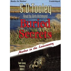 BURIED SECRETS, download, by S.D. Tooley (Sam Casey Series, Book 8), Read by Beth Richmond