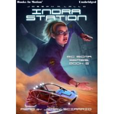 INDRA STATION by Joseph R. Lallo (Big Sigma Series, Book 5), Read by Jerry Sciarrio