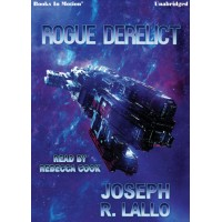 ROGUE DERELICT, download, by Joseph R. Lallo, Read by Rebecca Cook