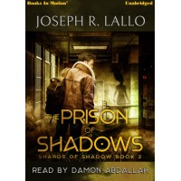 THE PRISON OF SHADOWS by Joseph R. Lallo (Shards Of Shadow, Book 2), Read by Damon Abdallah