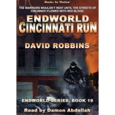 ENDWORLD: CINCINNATI RUN, download, by David Robbins (Endworld Series, Book 19), Read by Damon Abdallah